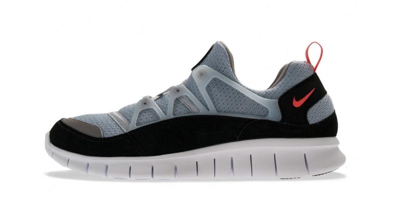 ef42877d3b39a7 Nike Free Huarache Light Spring 2013 Wolf Grey amp Black Highsnobiety 85%OFF