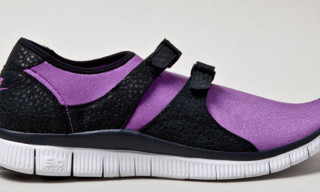 "Nike Free Sock Racer ""Laser Purple"""