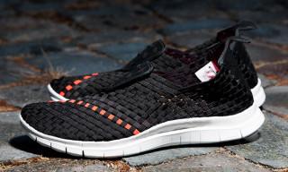 Nike Free Woven Black/Sail Spring 2013