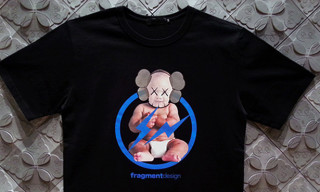 "Original Fake x fragment design ""BABY"" T-Shirt"