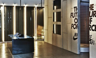 Nike Pivot Point Pop-Up Shop at Barclays Center for Air Force 1 30th Anniversary