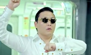 "PSY's ""Gangnam Style"" Video Hits 1 Billion Views"