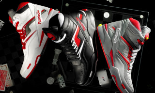 "Reebok ""Pump Twilight Zone"" Christmas Eve Release"
