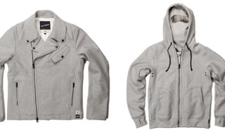 Reigning Champ x Deus Ex Machina Hoodie and Rider Jacket