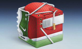 Sneakercube: Nike Air Yeezy 2 Christmas Edition