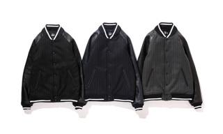 Stussy x fragment design Varsity Jacket