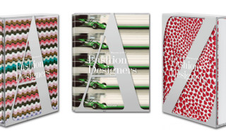 Fashion Designers A–Z – Designer Edition Books