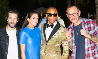 Terry Richardson TERRYWOOD Event at The Standard Miami Recap