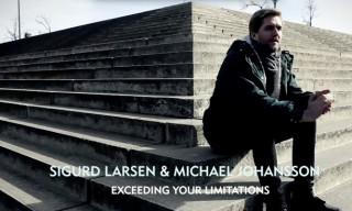 The Avante/Garde Diaries: Sigurd Larsen & Michael Johansson