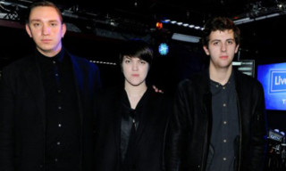 "The XX  – ""Last Christmas"" (Wham! Cover) at BBC Radio 1 Live Lounge"