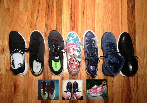 Top 10 Sneakers of 2012 We Wore This Year: Jeff Carvalho