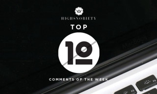 Top 10 Comments of the Week: Terry&Gaga, Ralph Lauren, Mugler and More