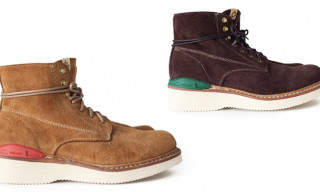visvim Virgil Boots-Folk Fall/Winter 2012