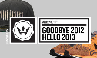 The Weekly Outfit: Goodbye 2012. Hello 2013.