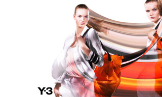 Y-3 Spring/Summer 2013 Campaign By Pierre Debusschere