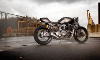 "Yamaha XJR Cafe Racer ""Yard Built"""