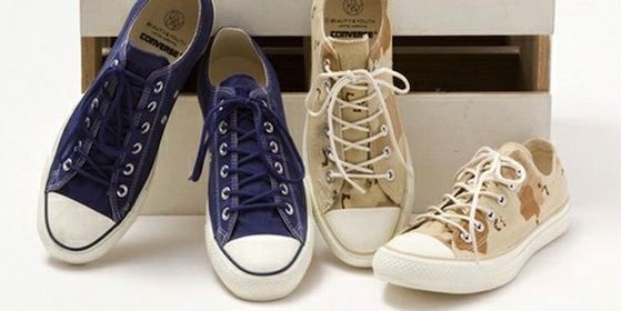 3f40407de2b81f Beauty amp Youth x Converse Chuck Taylor All Star Ox Highsnobiety chic