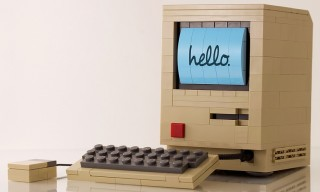Chris McVeigh's LEGO Model of the Original Mac is Simply Gorgeous