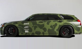 Distinct Life x AGI Custom Car Wraps Available Now