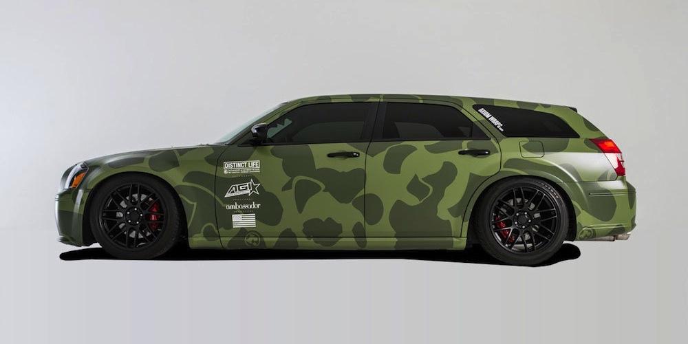 Distinct Life X Agi Custom Car Wraps Available Now Highsnobiety