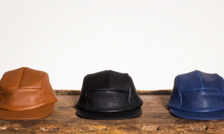 Enswear 'Sauvage' Premium 5-Panel Caps Available Now at SOTO Berlin