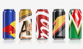 Ewan Yap Repackages Popular Beverage Brands in 'Big Brand Theory'