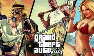 Grand Theft Auto V Gets a September Release Date