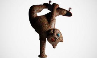 Haroshi's 'Virtual Reality' Solo Exhibit at Jonathan LeVine Gallery