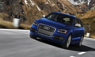 Introducing the 2014 Audi SQ5