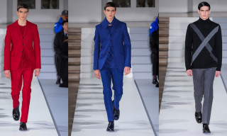 Jil Sander Fall 2013 Menswear Collection