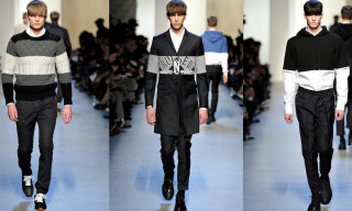 "KRISVANASSCHE Fall/Winter 2013 Menswear ""Choose Life"" Collection"
