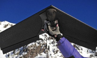 Lehmann LA100 Unmanned Aerial Vehicle – The First Flying Platform for GoPro Users