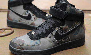 Liberty of London x Nike Air Force 1 Downtown