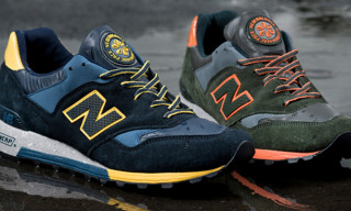 "New Balance Fall 2013 ""Rain Mac"" Pack"