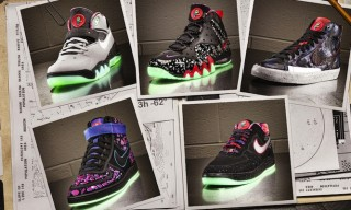 Nike Sportswear Engineers Top-Secret 'Area 72' Collection Featuring Raygun