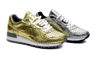 Play Cloths x Saucony Shadow 5000 'Precious Metals' Pack