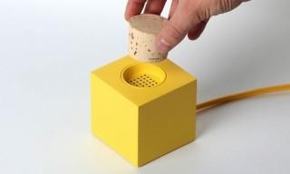 Plugg Speaker by Skrekkogle
