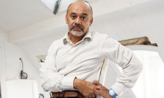 The Selby Visits Christian Louboutin at Home