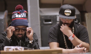 Vintage Frames Company Presents: The History of Eyewear with Jermaine Dupri