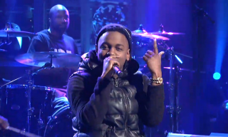 "Watch Kendrick Lamar Perform ""Swimming Pools"" and ""Poetic Justice"" on 'SNL'"
