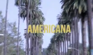Watch the Making of the Louis W. Spring/Summer 2013 'AMERICANA' Photoshoot