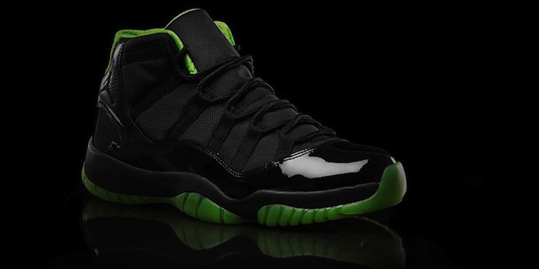 hot sale online 2c344 1e996 85%OFF Air Jordan XI  C XX8 Days of Flight Collection Highsnobiety