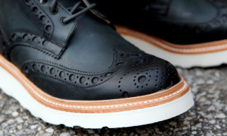 A Conversation with Ronnie Fieg & A Look at the Grenson x RF Collaboration