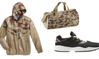 "adidas Orginals ""Camo Pack"" Spring/Summer 2013"