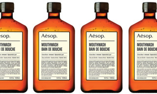 Aesop Launches Mouthwash