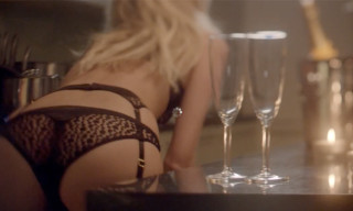 Agent Provocateur Classics: Valentine's Night starring Poppy Delevingne