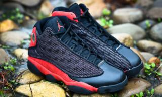 Release Reminder: Air Jordan 13 Retro 'Bred'