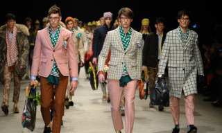 Andrea Pompilio Fall/Winter 2013 Collection