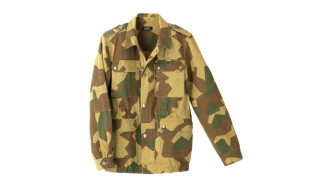 A.P.C. Spring 2013 Camouflage Field Jacket