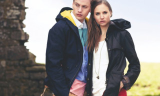 Barbour Heritage Spring/Summer 2013 Collection